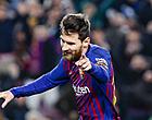 Foto: 'Telefoontje Messi levert Barça knaltransfer op'