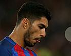 Foto: Suarez neemt in tranen afscheid van Barcelona (🎥)