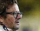 Foto: 'Irritaties zorgen voor nieuw ontslag bij Anderlecht'