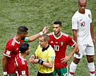 """Foto: Marokkanen woedend: """"Ref vroeg truitje Ronaldo"""""""