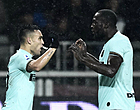 Foto: Lukaku en Inter moeten koppositie delen na late gelijkmaker Fiorentina