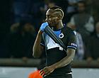 Foto: 'Club Brugge neemt beslissing over terugsturen van Diagne'