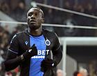Foto: 'Diagne al weg bij Club? Manager schept duidelijkheid'