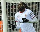 Foto: Moet Antwerp vrezen voor een vertrek van Mbokani?