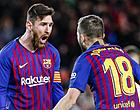 """Foto: Messi: """"We kunnen ook weer niet altijd op ons best zijn"""""""