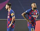 Foto: Fans duiden grote schuldige aan na afgang Barça