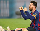 Foto: FC Barcelona wint na festijn van knappe doelpunten ruim van Mallorca