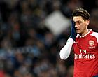 Foto: 'Dure Özil zorgt voor heibel in kleedkamer Arsenal'