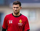 Foto: KV Mechelen toont forsballen in affaire Verrips