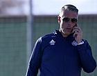 Foto: Verschueren maakt zomerse transferplannen Anderlecht bekend