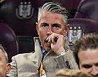 Foto: 'Anderlecht zet twee namen bovenaan trainerslijstje'
