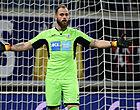 """Foto: KBVB geeft Beerschot gelijk: """"Geen goal én gele kaart"""""""