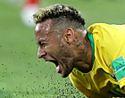 Foto: Neymar vertelt waarom hij zo vaak tegen de grond ligt