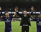 Foto: Terugkeer tweede publiekslieveling naar Anderlecht laat nog even op zich wachten