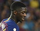 Foto: 'Dembélé maakt zich onmogelijk na zovéélste incident bij Barça'