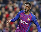 Foto: 'Barça legt 'enfant terrible' Dembélé bizarre strafmaatregel op'