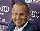 Foto: Zetterberg sust onrust over komst Kompany bij Anderlecht
