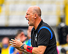 Foto: Clement neemt sterkhouder Club Brugge in bescherming
