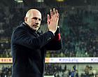 Foto: 'Club wil oude bekende Clement halen, Antwerp en Genk op de loer'
