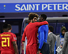 Foto: Pogba blikt terug op WK-match tegen Rode Duivels