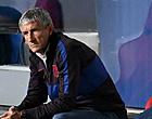 Foto: 'Topcoach grote favoriet om Setién op te volgen bij Barça'