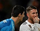 Foto: Courtois ontketent kleine rel in kleedkamer Real Madrid