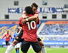 Foto: United boekt zege na onwaarschijnlijk slot tegen Trossard en co