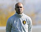 """Foto: Martinez: """"Dat is vreselijk voor het Belgische voetbal"""""""