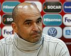"""Foto: Martinez bevestigt: """"Hij zal starten tegen Cyprus"""""""