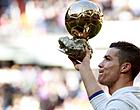 Foto: Pretentieuze Ronaldo geeft ongezouten mening over Gouden Bal