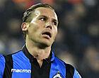 """Foto: Vormer luidt alarmbel: """"Maakte ik nog nooit mee bij Club Brugge"""""""
