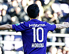 Foto: 'Morioka mogelijk weg, buitenlandse club springt in de dans'