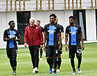 Foto: Club Brugge met halve B-ploeg niet voorbij Deinze