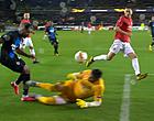 """Foto: Club benadeeld tegen United: """"Het was 100% strafschop"""""""