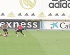 Foto: Flitsende Hazard laat monden openvallen op training Real (🎥)