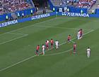 Foto: Video: Pegel Kolarov doet vrije trap Ronaldo verbleken