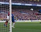 Foto: Pogba pijnlijk in de fout, sterk Chelsea profiteert