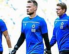 Foto: 'Club Brugge wil drie doelmannen van de hand doen'