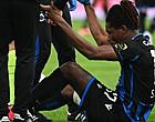 Foto: Club Brugge krijgt onheilspellend nieuws over Deli