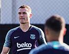 Foto: 'Vermaelen is situatie bij Barça kotsbeu en onderneemt stappen'