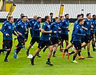 Foto: 'Buitenlandse topclub drukt door voor middenvelder Club Brugge'