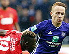 Foto: Trebel legt uit waarom Anderlecht kon winnen van Standard
