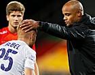 Foto: Anderlecht krijgt fikse domper voor topper tegen Club Brugge