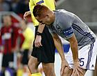 Foto: Anderlecht verslikt zich en lijdt pijnlijke nederlaag in Slovakije