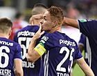 Foto: Anderlecht behoudt maximum na zege tegen troosteloos Moeskroen