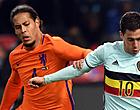 Foto: Nederland-België op het EK komt steeds dichterbij