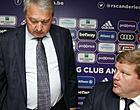 """Foto: Anderlecht strikte bijna grote naam: """"Van Holsbeeck drong aan"""""""