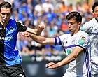 Foto: 'Anderlecht meldt zich voor topdoelwit Club Brugge en Gent'