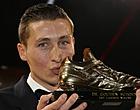 Foto: Vanaken verwachte Gouden Schoen, Club Brugge grote slokop