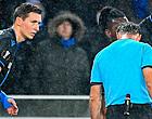 """Foto: Scheidsrechter Club-United afgebrand: """"De UEFA heeft iets tegen Brugge"""""""